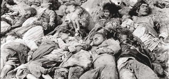 Santeos: Ένας αιώνας σιωπής για τη γενοκτονία των Αρμενίων