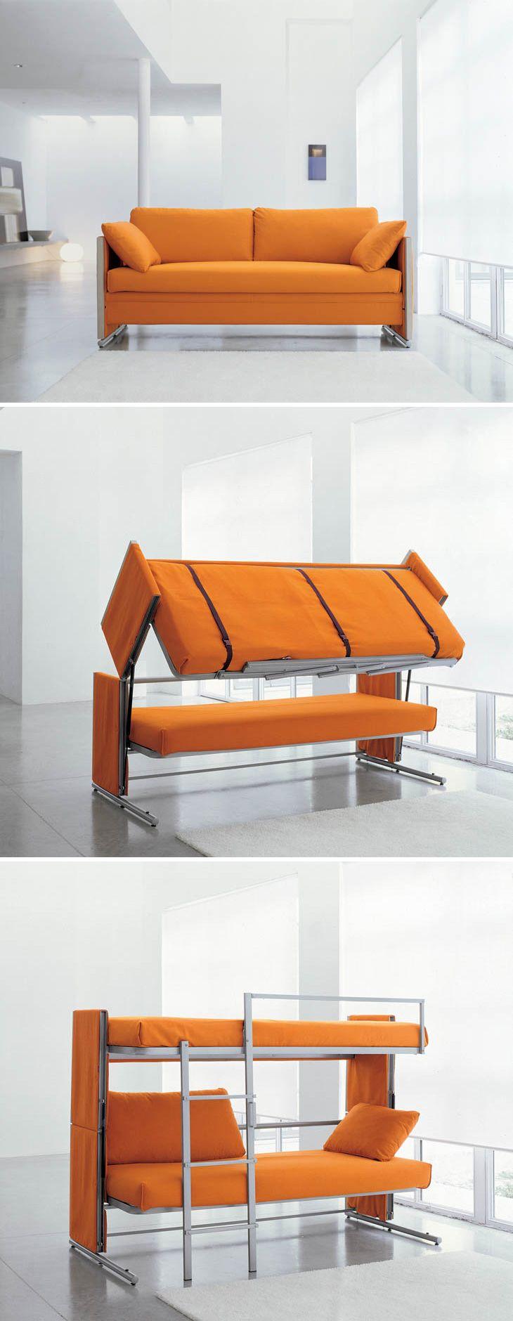 Koltuk ve ranza yatak, ergonomik mobilya tasarımları