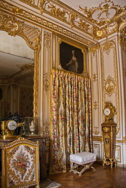 Queen S Bedroom Versailles