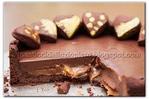 Crostata Caramello Salato e Cioccolato (by Ernst Knam