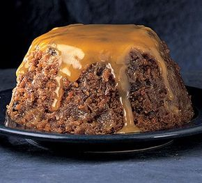 Pecan and maple syrup pudding - Steam it in the slow cooker by putting water half way up the side and cooking on high for 4 hours!