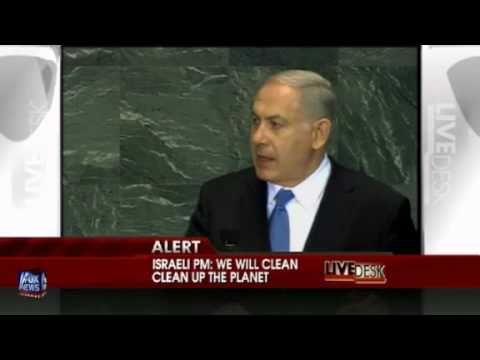 Full Netanyahu UN Speech Part 2