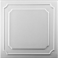 "Decorative Ceiling Tiles, Inc. Store - Styrofoam Ceiling Tile - 20""x20"" -"
