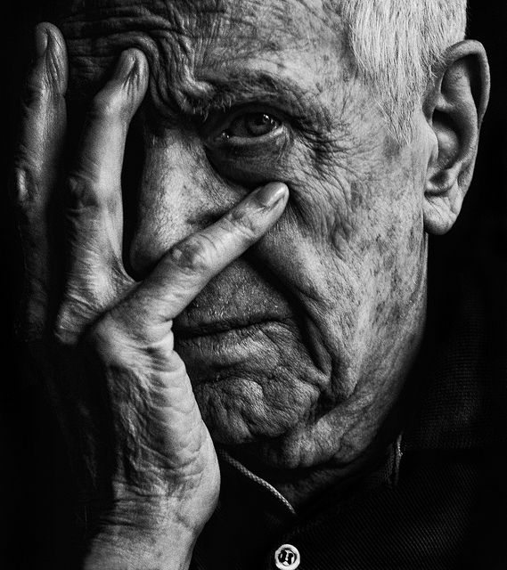 Captivating B/W Portraits by Betina La Plante
