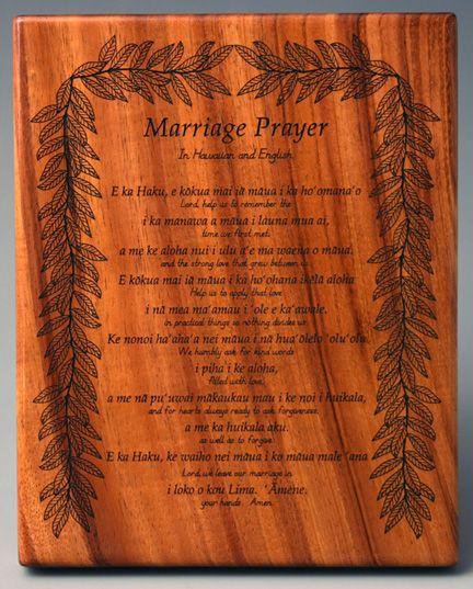 Hawaiian Koa Wood Plaques Wedding Guestbook Pinterest