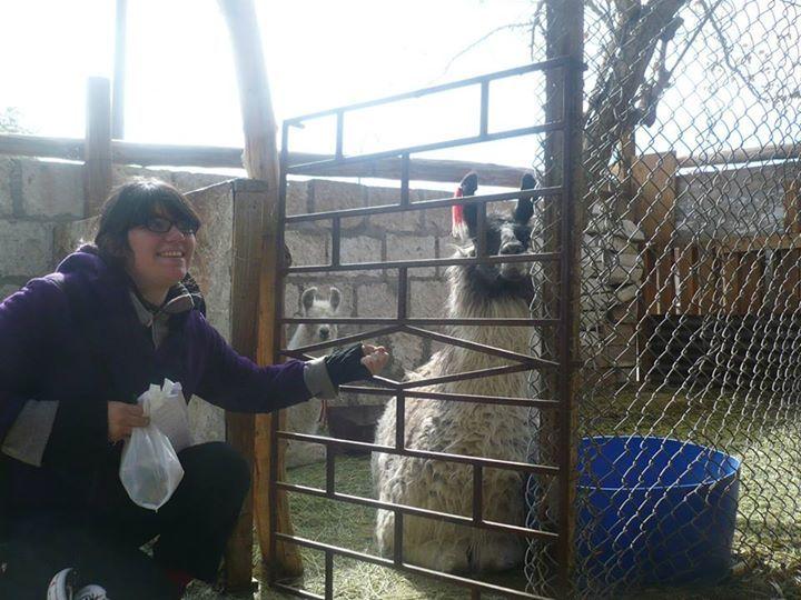 Llama Domesticada <3