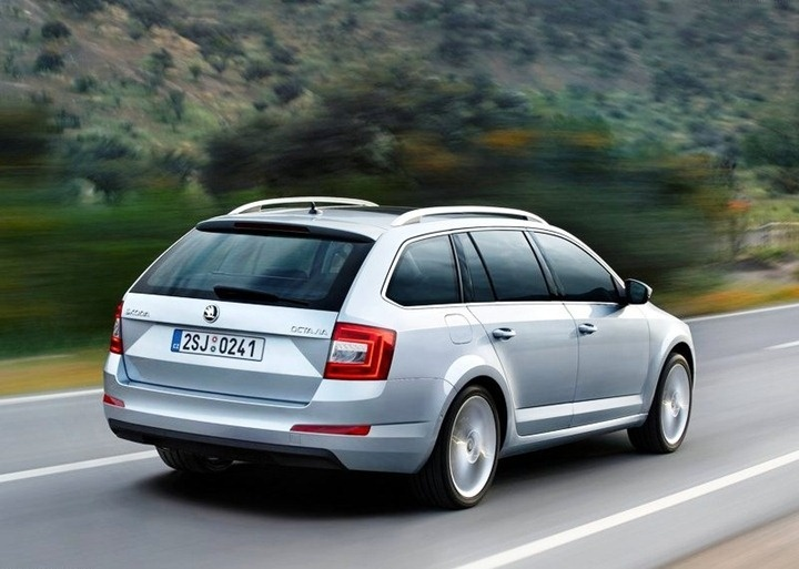 2014 Skoda Octavia Combi Revealed– Pictures and Features