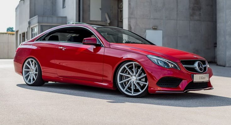 Check Out This Seriously Classy C207 Mercedes E-Class Coupe