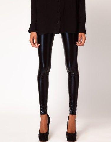 ASOS | ASOS Ultra Wet Look Leggings at ASOS