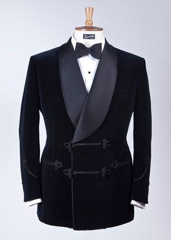 i could totally use this frog closure shawl collar tuxedo jacket