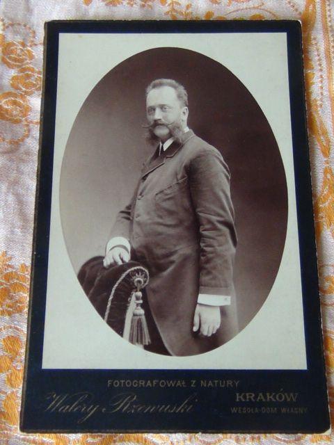 HRABIA ELTERLEIN foto: Rzewuski 1875