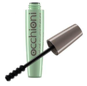 Tjocka och helt naturliga ögonfransar får du om du använder ekologisk mascara, tex OCCHIONI. [Makes your lashes thicker. All natural ingredients!]