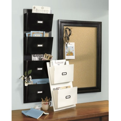 Perfect for Mail organization! Keep clutter off the counters: Cardboard Boxes, Command Center, Home Organic, Wall Shelves, Wall Pocket, Mail Sorter, Pottery Barns, Wood Walls, Ballard Design