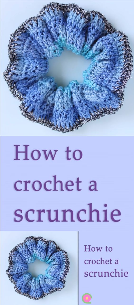 Hair Band Crochet Tutorial