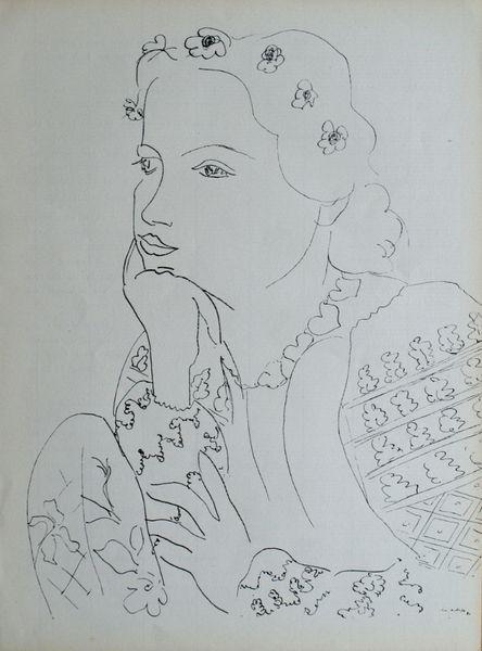 Matisse's drawing