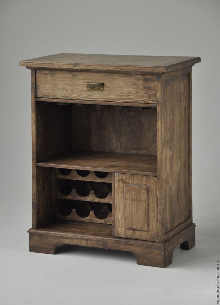 Купить Шкаф для хранения вина и бокалов - шкаф для хранения вина, винный шкаф…