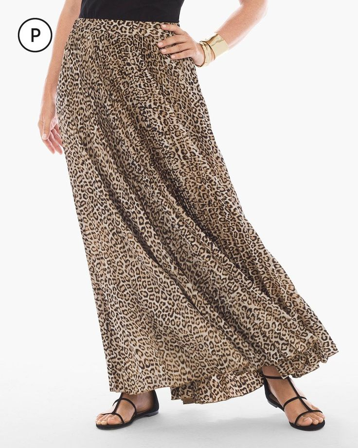17 best ideas about leopard maxi skirts on