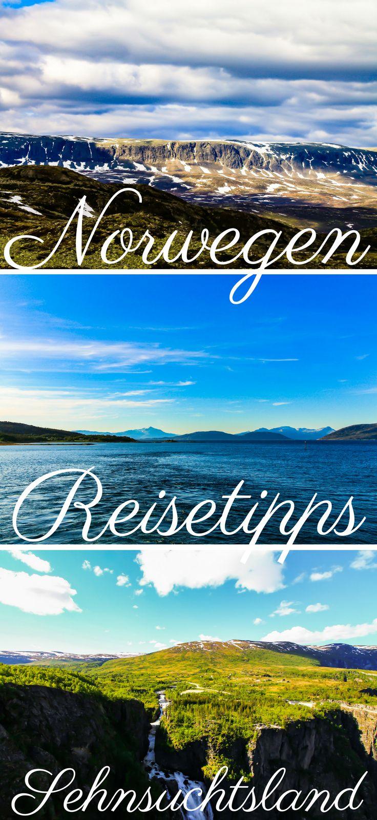 In Norwegen reisen, diesem Sehnsuchtsland das einen in seinen Bann zieht und nie wieder loslässt. Norwegen Reisetipps für eine unvergessliche Zeit in Norwegens beeindruckender Landschaft.