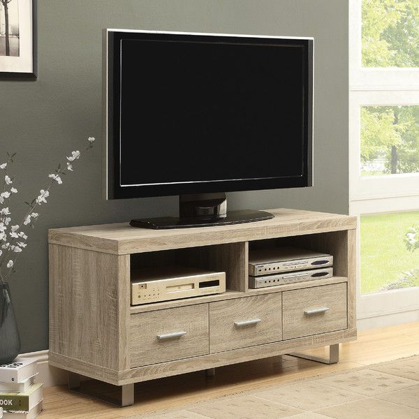 Monarch Specialties Inc. Contemporary TV Stand & Reviews | Wayfair