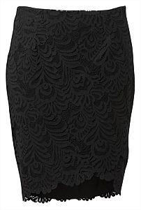 No. 10 Lace Wrap Skirt #witcherywishlist