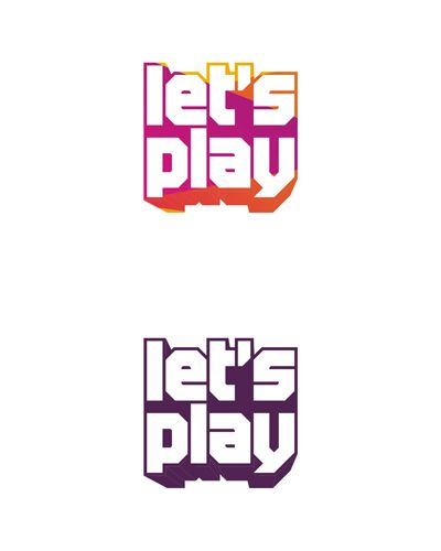 Lets Play Games Gaming Fun Play Playful Experimental Design Work