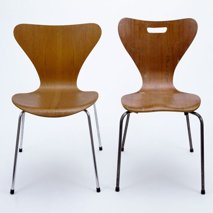 Masters of plywood -  Model 3107, designed by Arne Jacobsen and story of Christine Keller's picture / inspirations / puddingfield.com