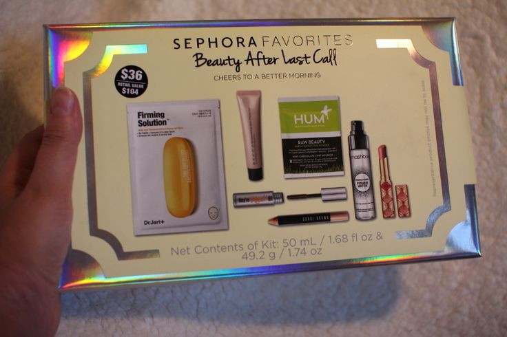 lifestyle: Sephora favourites beauty after last call & Urban ...