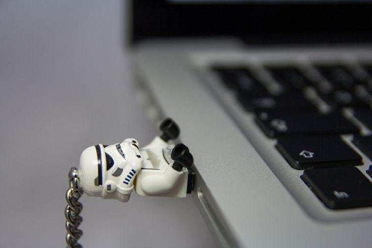#Stormtrooper #Pendrive 8GB #USB #lego #flash #pendrive #minifigures #handmade #brick-craft