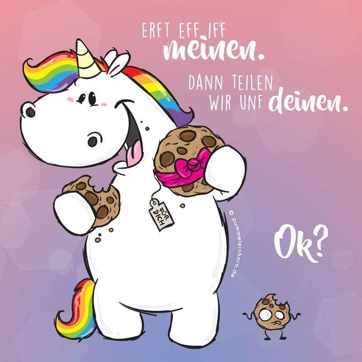 Cookie Sharing? #Pummeleinhorn