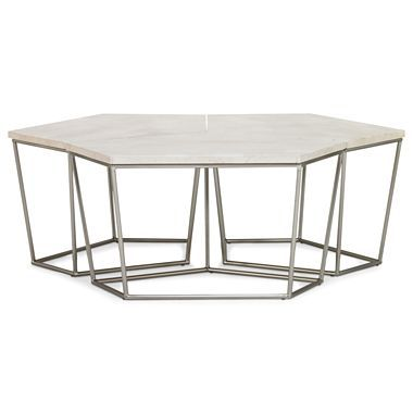 Clovis Cocktail Table Jcpenney Furniture Coffee