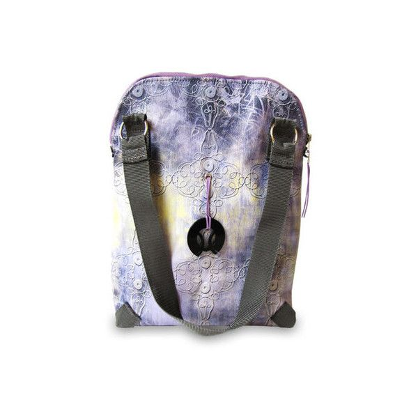 Shoulder Bags – Csodaszarvas Zip – Charge the city, being visible – a unique product by hegyiorsi on DaWanda (26.705 HUF) found on Polyvore
