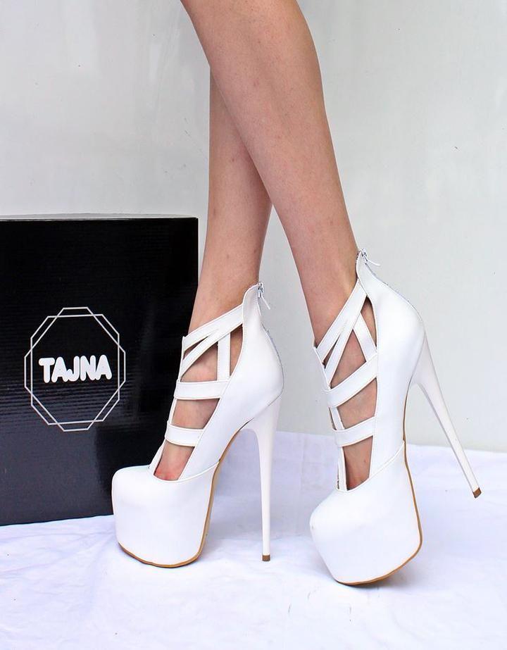High Heel Platform Shoes   Heels