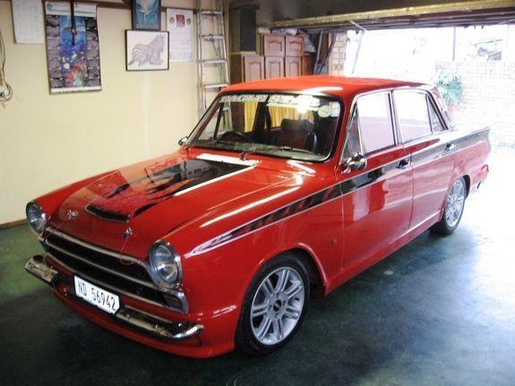 #Ford cars ... cotta luv'em  GaryTrotmanPhotoZ #Cortina Mk1