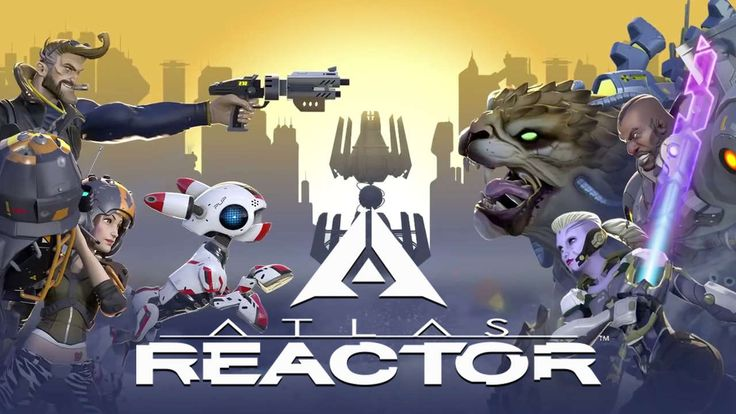 Trion Worlds nous fait le plein d'informations pour Atlas Reactor, avec une date…