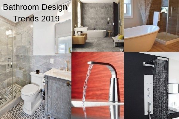 Bathroom Design Trends 2020 Latest Bathroom Designs Bathroom