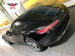 Scheibentönung 75% Mercedes Benz AMG GT