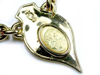 29 grams 18K ITALIAN GOLD  CHAIN, 50 CM LONG 29  GRAMS L376 gold chain , gold jewelry , chain