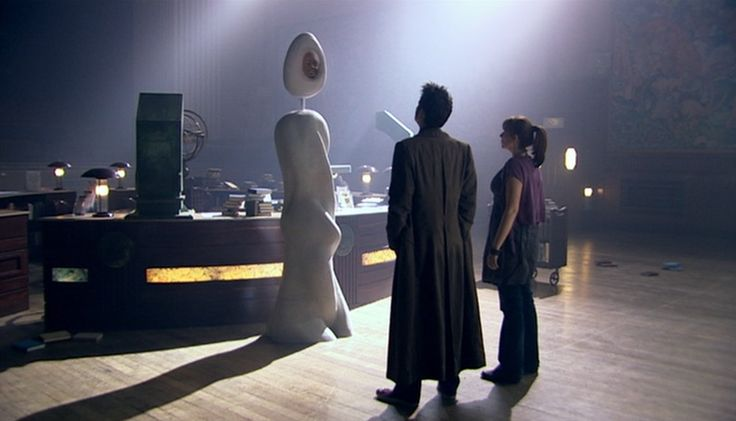 Season 4, episode 8 - Silence in the Library - TARDIS Index File, the Doctor Who Wiki
