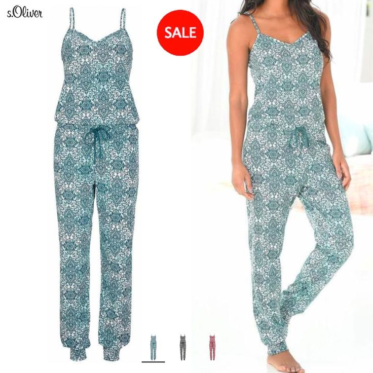 #jumpsuit #sale #soliver #inspiration #outfit #frauenoutfit