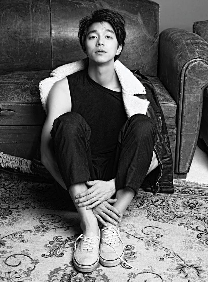 Gong Yoo In High Cut's Vol. 114