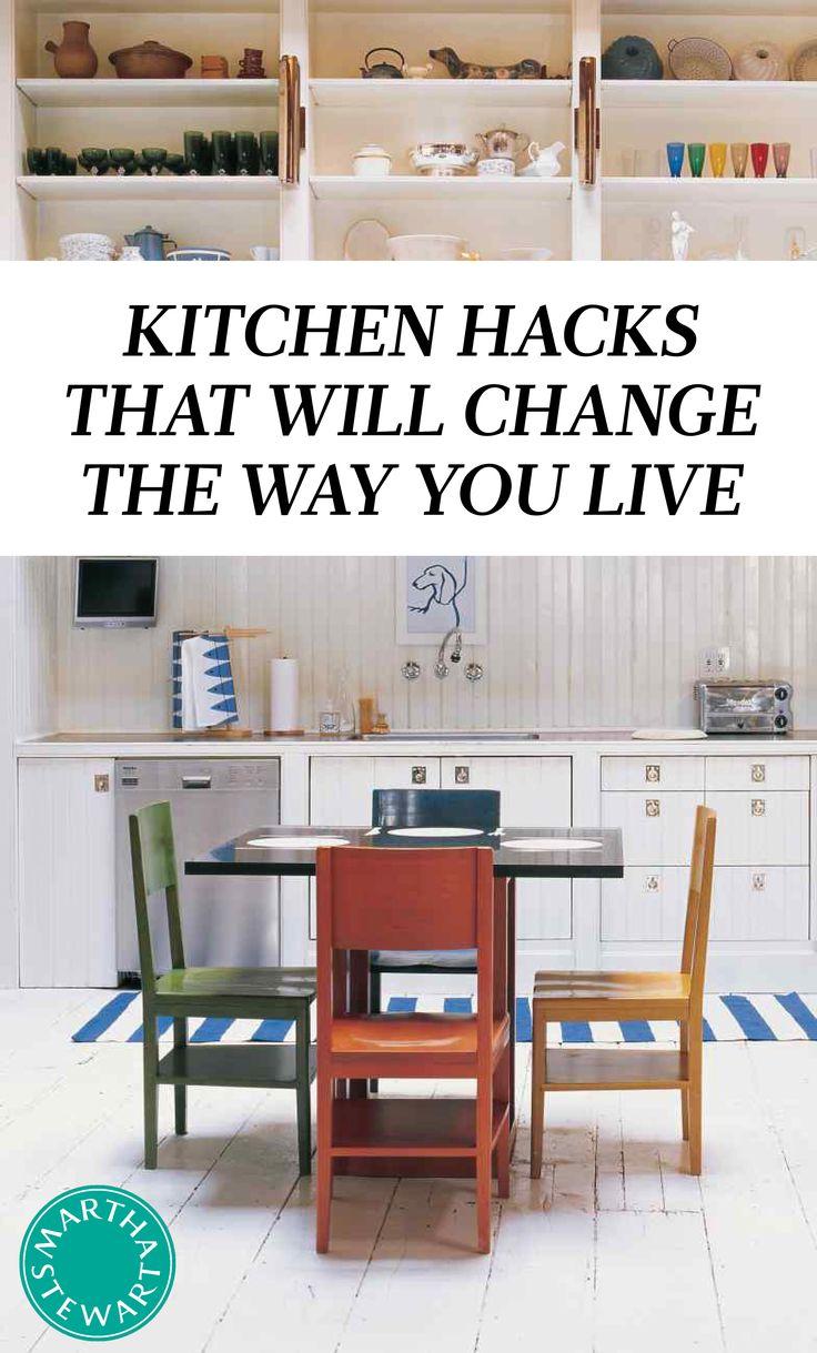 organizing your kitchen martha stewart kitchen cabinets Genius Kitchen Hacks That Will Change the Way You Live