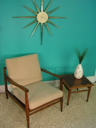 Los Angeles: Mid Century Modern Lane (Acclaim) Side Table Mint! $185 - http://furnishlyst.com/listings/256693
