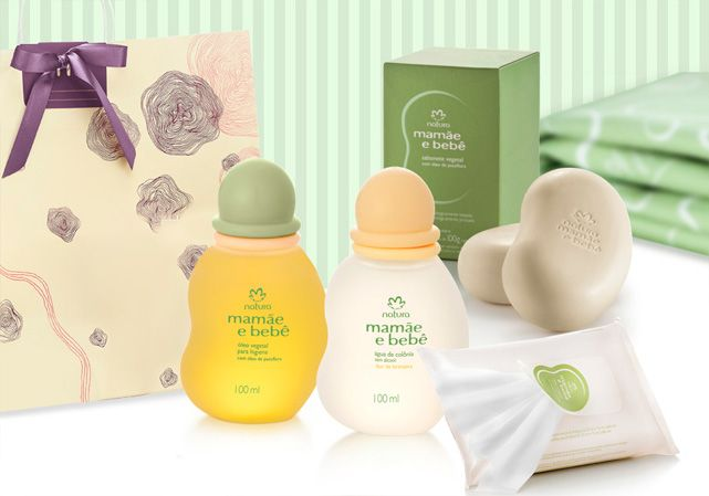 Compre online produtos da categoria Mamãe e Bebê na Rede Natura ereceba em casa diretamenete da Natura