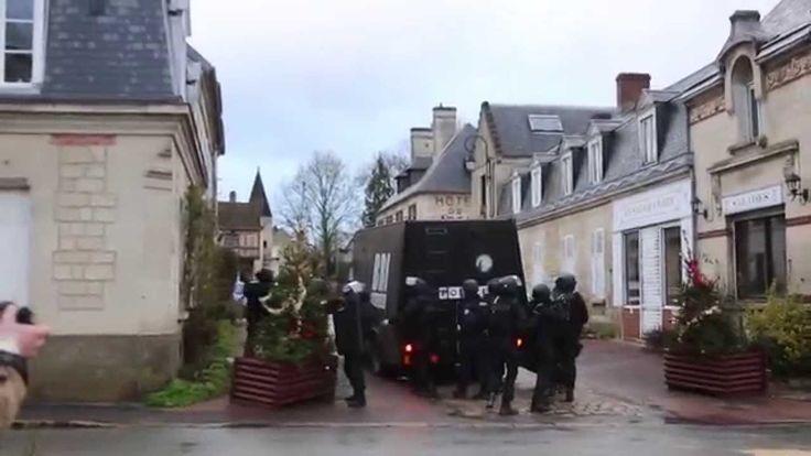 Charlie Hebdo. Longpont, un village au cœur de la traque