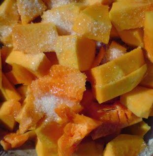 Házias receptek : Édesség sütőtökből és körtéből