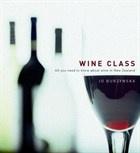 WINE CLASS by Jo Burzynska