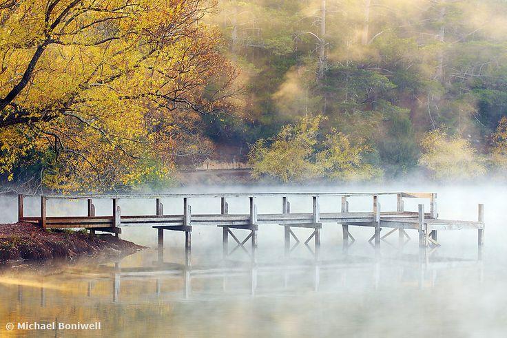 Chockstone Photography: Lake Daylesford Dawn, Victoria, Australia