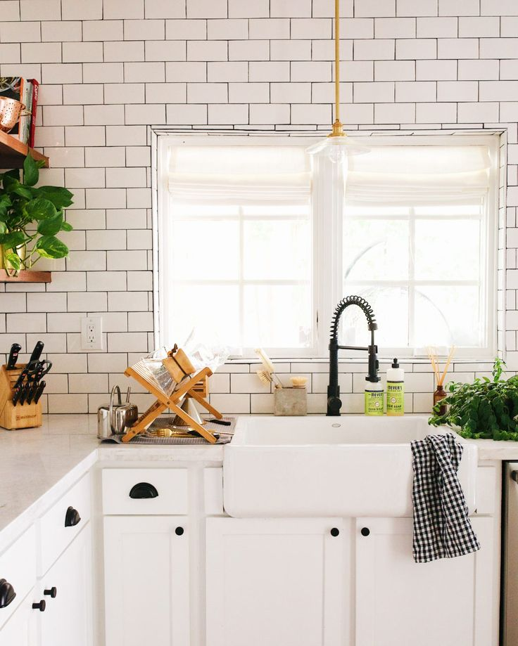 Our Kitchen: Get the Look Wash & Prep | NEW DARLINGS | Bloglovin'