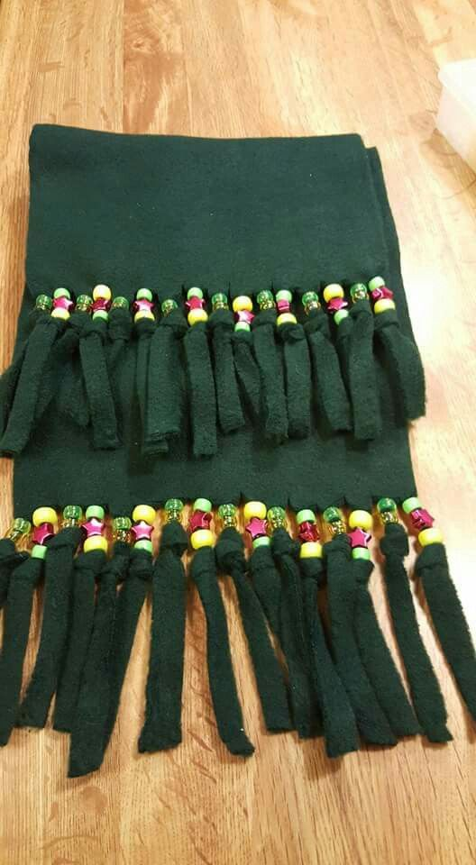 17 best ideas about no sew scarf on fleece