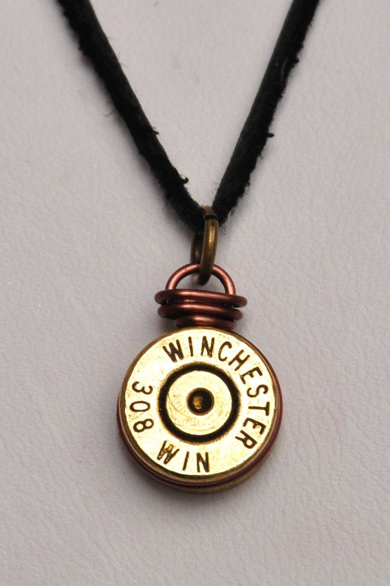 Second Amendment 308 Bullet Casing by 2ndAmendmentJewelry on Etsy